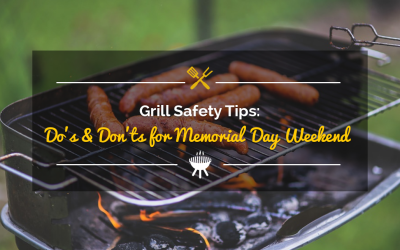 Grill Safety Tips: Do's & Don'ts for Memorial Day Weekend